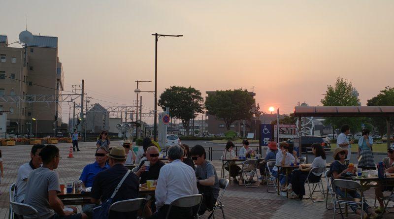 9月1日(土)あさぴーガーデン17:00~名鉄瀬戸線「尾張旭」駅前広場で開催します