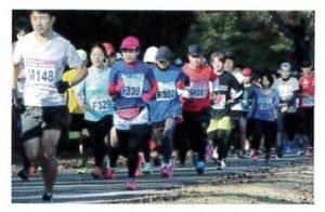 尾張旭森林マラソン2018 @ 森林公園及び維摩池外周   尾張旭市   愛知県   日本