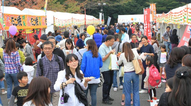 10/14・15 尾張旭市民祭